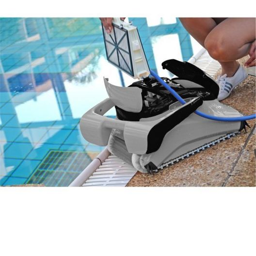 Dolphin - C4 Commercial Robotic Pool Cleaner 99991083-C4 - 84359