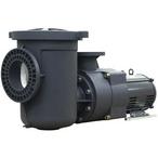 EQK1000 Commercial 10HP 3-Phase Pump with Strainer, 230V/460V