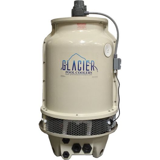 Glacier  Ice Block Pool Cooling Pump for pools up to 20,000 gallons