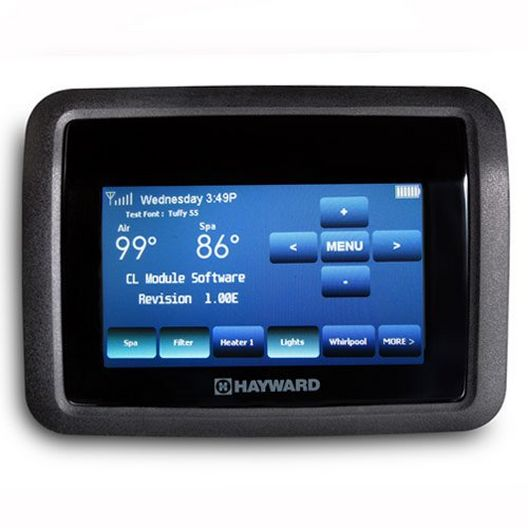 Hayward  AQL2-POD2  AquaPod 2.0 Touchscreen Wireless Remote