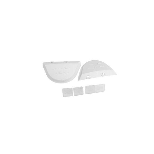 Right Fit  Wings and Shoes Kit for Concrete Hayward Pool Vac XL/Navigator Pro
