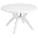 GROSFILLEX  Contract-Grade Resin Outdoor Tables