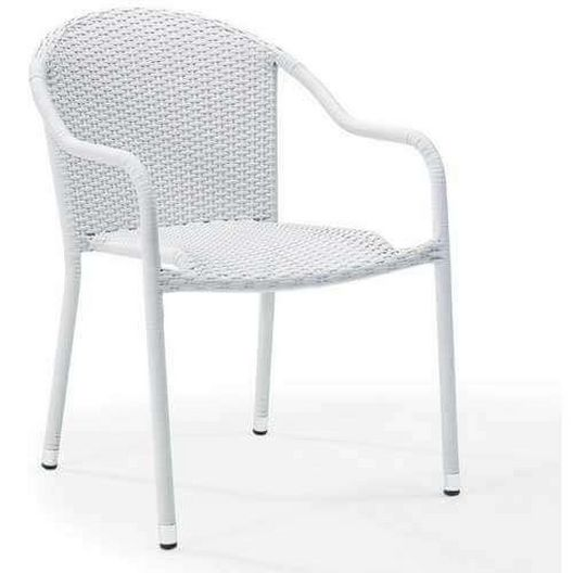 Palm Harbor Wicker Stacking Chair Set - MASTER-prod1730009