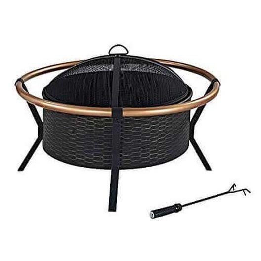 Crosley Yuma Copper Ring Fire Pit - 86838