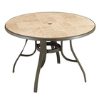 "Toscana Commercial Grade 48"" Round Table"