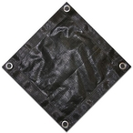 Rugged Mesh 24' Round Above Ground Winter Pool Cover