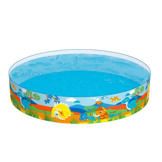 6' Round Fill 'N Fun Play Pool - 89946