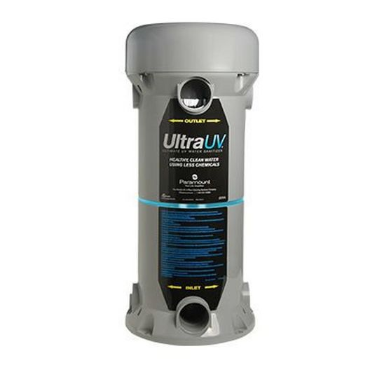 Ultra UV Water Sanitizer 3 Lamps, 230 Volts