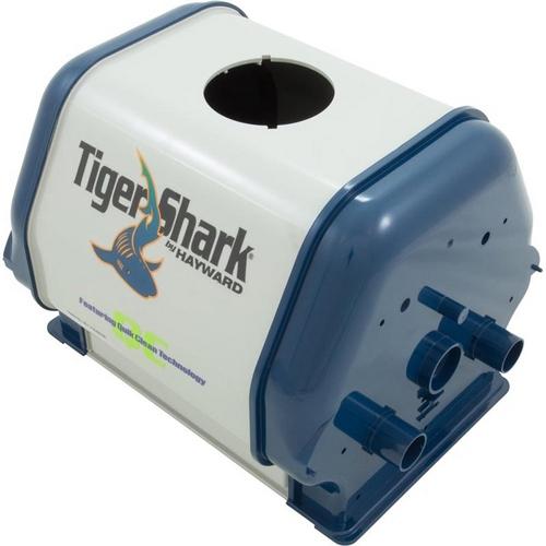 TigerShark QC Main Case