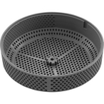 """Gray Suction Cover with Screws, 4-7/8"""""""""""