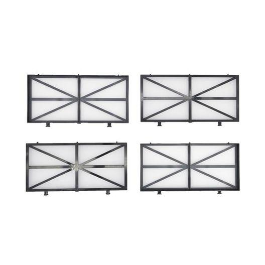 Maytronics  Spring Cartridge Filter Panels 4 pack