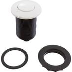 Tecmark - Air Button, Low Profile, White, TDI 3428D - 901812