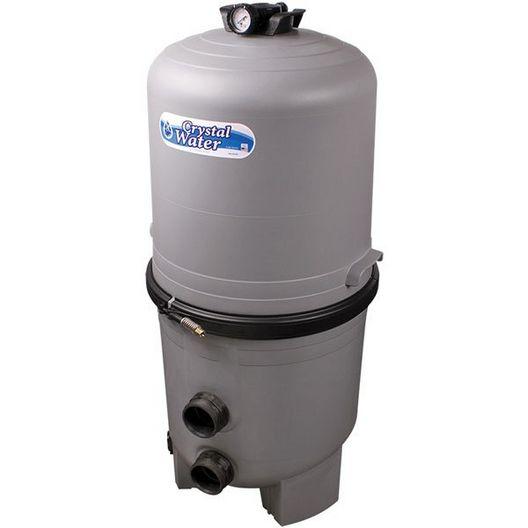 Crystal Water DE Filter 48SF