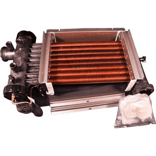 Zodiac - LXI 400, Complete Heat Exchanger, Copper