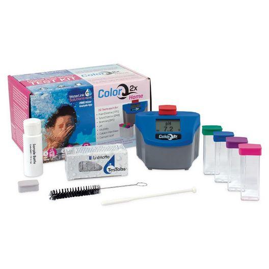 Lamotte  ColorQ 2X Home Pool 7 Kit