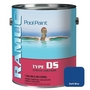 Type DS Acrylic Pool Paint, 1 Gallon, Dawn Blue - DS32801