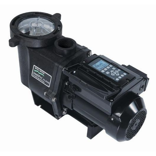 IntelliPro VS+SVRS 3HP Ultra Energy Efficient Variable Speed Pool Pump, 230V