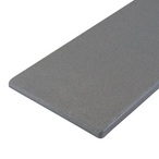 6' Frontier III Diving Board with Supreme Stand, Gray Granite