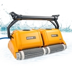 Dolphin  Wave 120 Commercial Robotic Pool Cleaner with Caddy