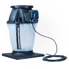 Pentair - Chlorine Tank with Tank Mounted Pump for IntelliChem