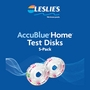 AccuBlue Home Test Disks - 5-Pack