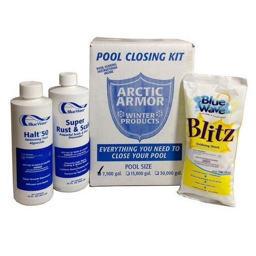 Pool Winterizing Kit up to 7,500 Gallons