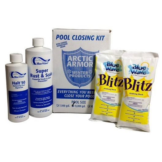Pool Winterizing Kit up to 15,000 Gallons