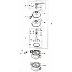 Jacuzzi Multiport Backwash Valve 5 & 6 Way Dial Valves - 9b6895fd-1878-4c83-9838-77faac4cb914