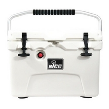 nICE - White 20 Quart Cooler