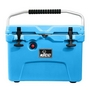 White 20 Quart Cooler