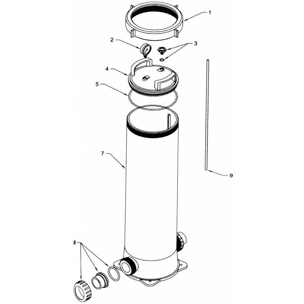 Waterco Trimline Series image