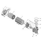 Sta-Rite ABG Series ABG Series w/Canopy & 25 Cord - 9f91f1e8-ba2c-43d5-82c9-ce6d72482570