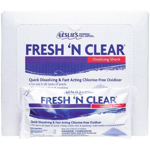 Fresh 'N Clear Chlorine-Free Shock Bags