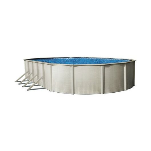 """Freestyle 15 x 30 Oval 52"""" Above Ground Pool Wall"""