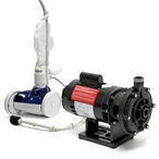 280 Pressure Side Automatic Pool Cleaner and PB4-60 Booster Pump