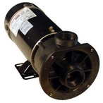 Waterway Spa Pump, 1.0 HP, 115v, 1.5 inch Center Discharge, 1 or 2 speed, 48 frame