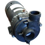 Balboa Spa Pump, Vico Ultima Series, 2.0 HP, 240v, 1.5 inch Side Discharge, 1 or 2 speed, 48 frame
