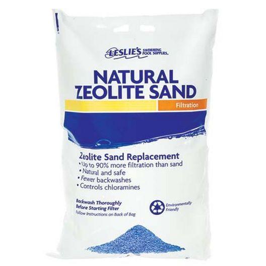 Natural Zeolite Sand, 200lb - B-455645