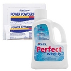 Power Powder Plus Shock, 12 pk + Perfect Weekly, 3 Ltr