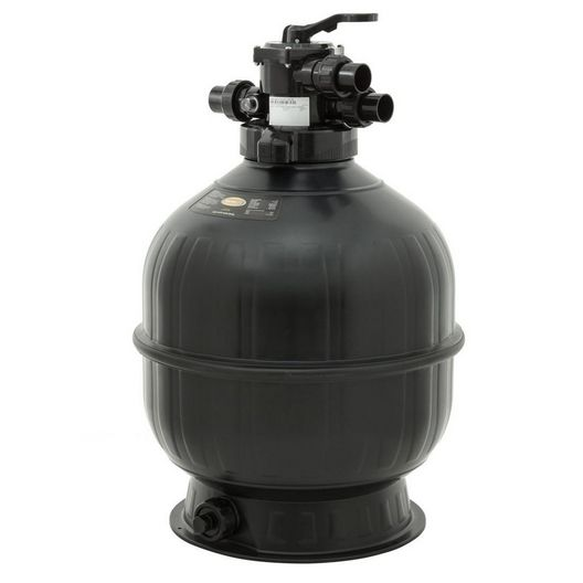 """Top Mount 24"""" Sand Filter with Valve - B-462436"""
