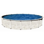 """Venture 21' Round 54"""" Above Ground Pool Wall with Skimmer"""