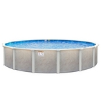 "Montessa 12x24' Oval 52"" Above Ground Pool with Skimmer - B-B2706"
