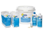Spring/Summer Pool Chemical Value Kits - Chlorine for Inground Pools