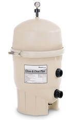 320 sq ft Cartridge Filter System (with 1-HP pump)