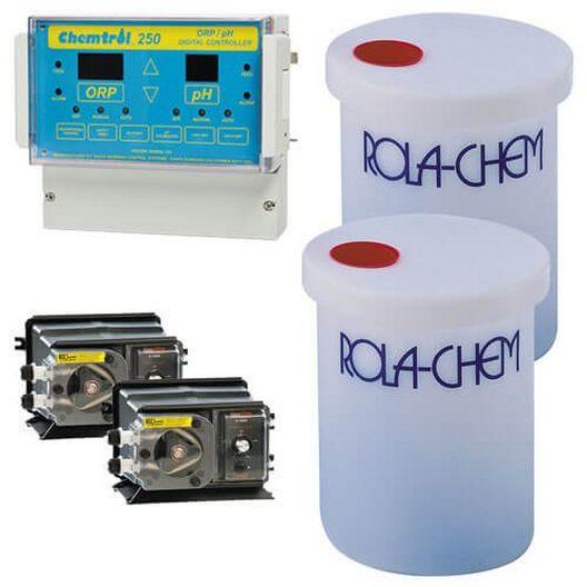 Chemtrol ORP/pH Liquid System