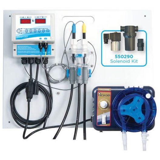 Chlorine/ORP Feed System w/ Rainbow 300-29x - B-E6704