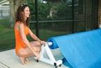 Deluxe Low Profile Pool Solar Reel