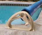 Aqua Splash In Ground Pool Solar Cover Reel