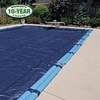 Pro-Strength Polar Winter Pool Cover 16x32 ft Rectangle