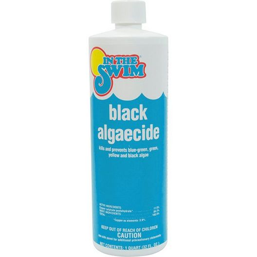 Black Algaecide - B-Y1410-VAR